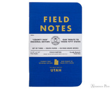 Field Notes Notebooks - County Fair, Utah (3 Pack)