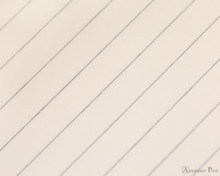 Rhodia No. 18 Premium Notepad - A4, Lined - Sapphire lines detail