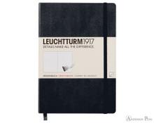 Leuchtturm1917 Sketchbook - A5, Blank - Black
