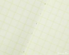 Life Pistachio Notebook - A6 (4 x 6), Graph Paper - Page Closeup