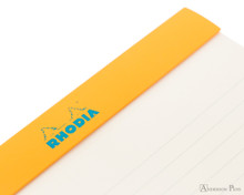 Rhodia No. 16 Premium Notepad - A5, Lined - Turquoise perforations