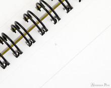 Maruman Mnemosyne N181A Notebook A4 - Blank - Binding 2