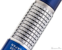 Pentel Sharp Kerry Mechanical Pencil (0.5mm) - Blue - Pattern