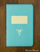 Clairefontaine 1951 Staplebound Notebook - 3.5 x 5.5, Lined - Assorted front cover