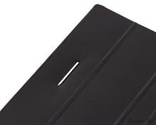 Rhodia No. 18 Staplebound Notepad - A4, Graph - Black staple detail