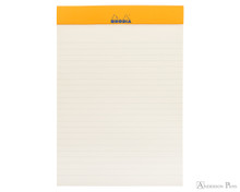 Rhodia No. 16 Premium Notepad - A5, Lined - Sapphire open