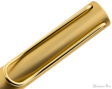 Lamy LX Fountain Pen - Gold - Clip