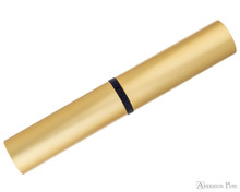 Lamy LX Fountain Pen - Gold - Case