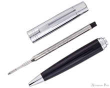 Sheaffer 300 Ballpoint - Black with Chrome Cap - Parted Out