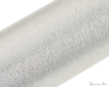 LAMY Aion Fountain Pen - Olive Silver barrel detail