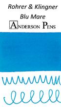 Rohrer & Klingner Blu Mare Ink Sample (3ml Vial)