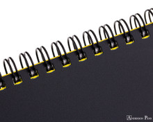 Maruman Mnemosyne N180A Notebook A4 - Graph - Outside Binding