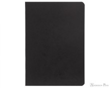 Clairefontaine Basic Staplebound Duo - 5.75 x 8.25, Lined - Black