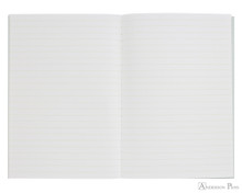 Life Pistachio Notebook - B6 (5 x 7), Lined Paper