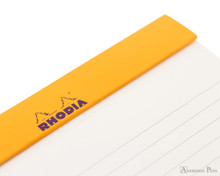 Rhodia No. 16 Premium Notepad - A5, Lined - Purple perforations
