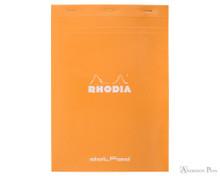 Rhodia No. 18 Staplebound Notepad - A4, Dot Grid - Orange