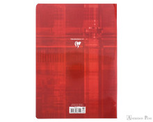 Clairefontaine Classic Staplebound 2 Subject Notebook -  A4, Lined - Assorted back