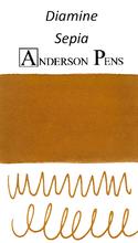 Diamine Sepia Ink Sample (3ml Vial)