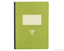 Clairefontaine 1951 Clothbound Notebook - 5.75 x 8.25, Lined - Green