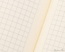 Clairefontaine My Essential Notebook - A5, Graph - Red graph detail