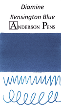 Diamine Kensington Blue Ink Sample (3ml Vial)