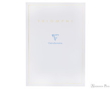 Clairefontaine Triomphe Tablet -A4, Blank - White
