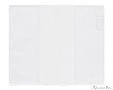Midori MD Notebook Cover B6 Slim - Clear