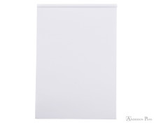 Clairefontaine Triomphe Tablet - 5.75 x 8.25, Blank - White open