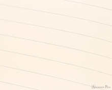 Clairefontaine Flying Spirit Clothbound Notebook - A5, Lined - Black lines detail