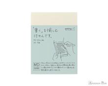 Midori MD Sticky Memo Pad A7 - Graph