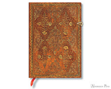 Paperblanks Midi Journal - Persimmon, Lined
