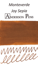Monteverde Joy Sepia Ink Sample (3ml Vial)