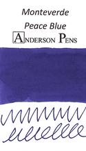 Monteverde Peace Blue Ink Sample (3ml Vial)