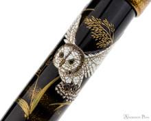 Namiki Emperor Maki-e Fountain Pen - Owl