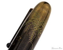Namiki Emperor Maki-e Fountain Pen - Murasaki Shikibu - Pattern 2
