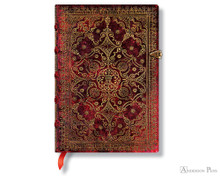 Paperblanks Midi Journal - Equinoxe Carmine, Lined