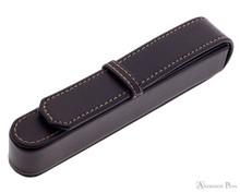 Franklin-Christoph 1 Pen Case - Brown