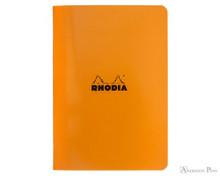 Rhodia Staplebound Notebook - A5, Lined - Orange