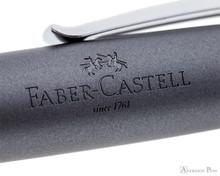 Faber-Castell Loom Rollerball - Metallic Grey - Imprint