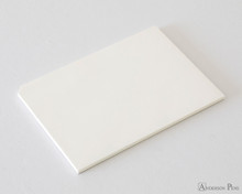 Midori MD Paper Pad A4 - Cotton, Blank - Open