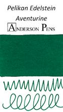 Pelikan Edelstein Aventurine Ink Sample (3ml Vial)