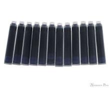 Monteverde Horizon Blue Ink Cartridges (12 Pack) - Cartridges