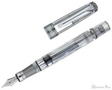 TWSBI 580ALR Fountain Pen - Nickel Gray