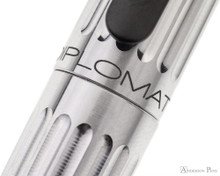 Diplomat Aero Fountain Pen - Factory - Imprint