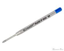 Schmidt P900 Ballpoint Refill - Blue, Medium