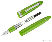 Sailor 1911 Large Fountain Pen - Key Lime with Rhodium Trim - Parted Out
