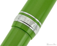 Sailor 1911 Standard Fountain Pen - Key Lime with Rhodium Trim