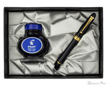 Pilot Custom 823 Fountain Pen - Smoke - Box