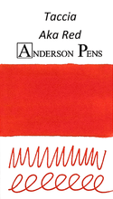 Taccia Aka Red Ink Color Swab
