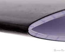 Rhodia Staplebound Notebook - 3 x 4.75, Graph - Black binding